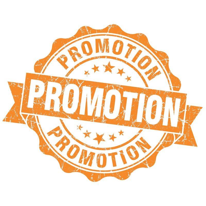 Promotions équipement