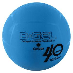 Ballon sur glace officiel pour l'extérieur, bleu