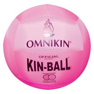 Ballon Officiel de KIN-BALL®, rose