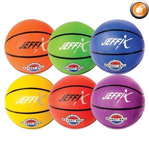 Ensemble de 6 ballons de basketball en caoutchouc, #5