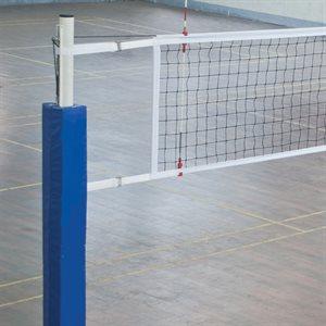 Paire de protecteurs pour poteaux de volleyball