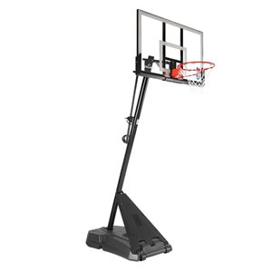 Panier de basketball portatif Spalding Hercule