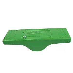 Planche d'équilibre en plastique moulé