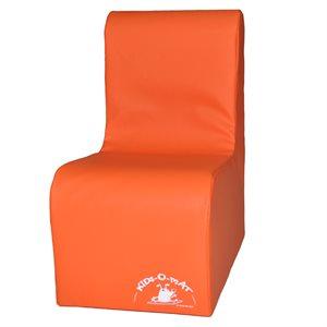 Chaise en mousse 1 place pour enfant