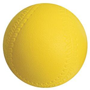 Balle de baseball en mousse