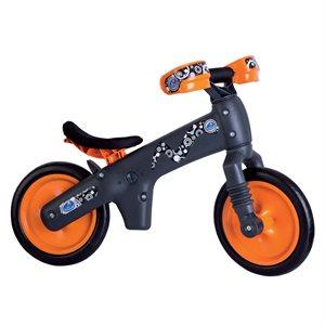Vélo sans pédales B-BIP, orange