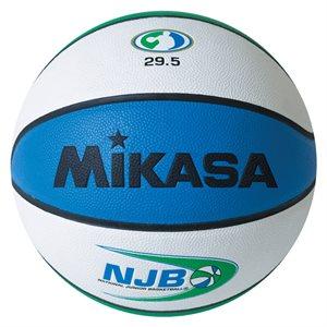 Ballon de basketball Mikasa de la NJB en composite