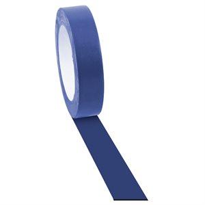Ruban adhésif à plancher bleu
