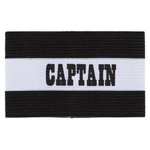 Brassard de capitaine adulte, noir