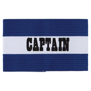 Brassard de capitaine jeune, bleu