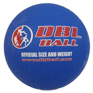 """Ballon officiel DBL, 8,5"""", bleu"""