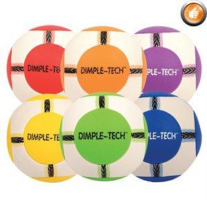6 ballons de jeu DIMPLE-TECH™