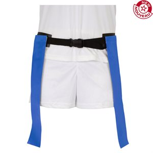 Ceinture de flag-football, bleue