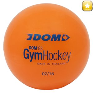 Ball de gym hockey à faible rebond