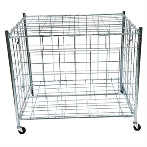 Cage à ballons repliable