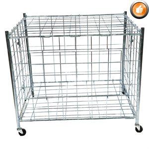 Cage à ballons repliable, cap.36 ballons