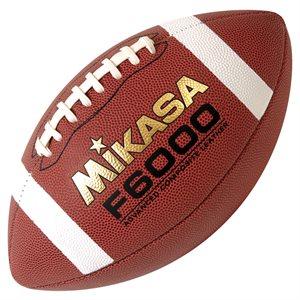 Ballon de football Mikasa en cuir composite