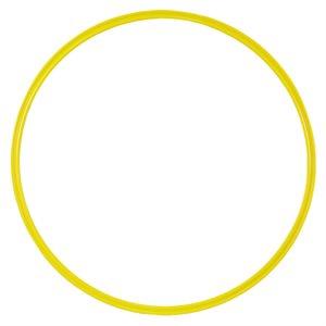 Cerceau plat jaune