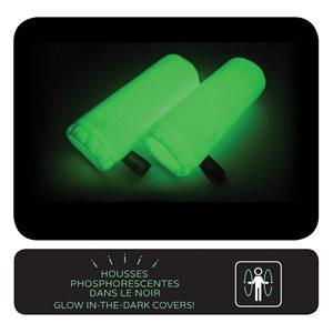 Paire de housses phosphorescentes pour Firefy-1