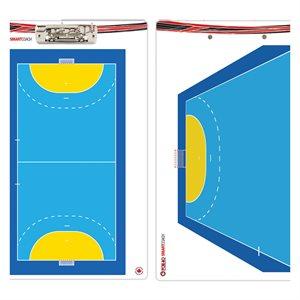 Tableau de jeu Smartcoach pro de handball