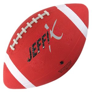 Ballon de football récréatif en caoutchouc