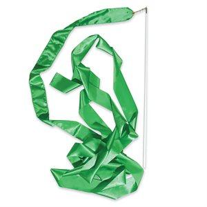 Ruban rythmique, 3m, vert