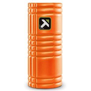 """Rouleau de massage GRID, 13"""", orange"""