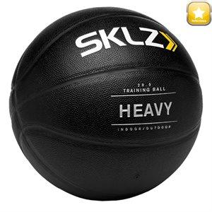 Ballon de basketball lesté