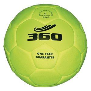 Ballon de soccer intérieur
