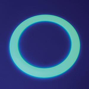 Anneau de jonglerie phosphorescent