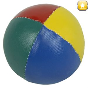 Balle de jonglerie à grains