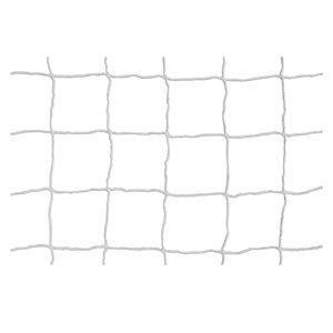 Filet de soccer, blanc, 6,5'x18,5'x2'x6' , 3mm