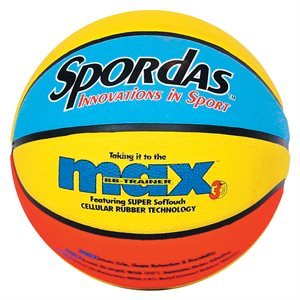Ballon de basketball léger