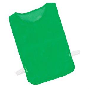 Dossard en filet avec élastiques, vert