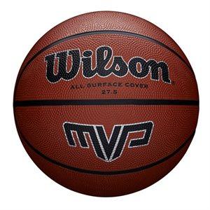 Ballon de basketball de caoutchouc MVP, #5