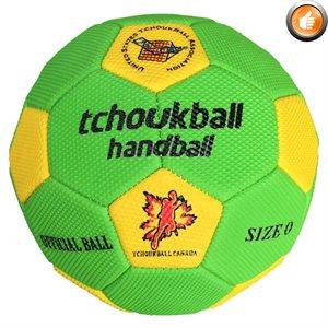Ballon de tchoukball, modèle officiel