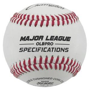 Balle de baseball ligues majeures