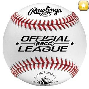 Ens. de 12 balles de baseball ligues majeures