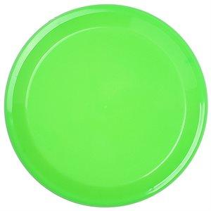 Frisbee en plastique surdimensionné