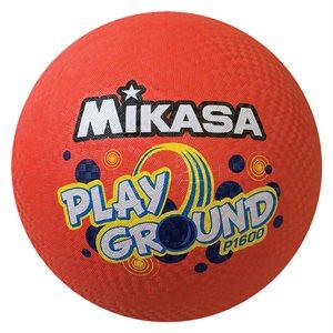 Ballon géant Mikasa pour cour de récréation, rouge