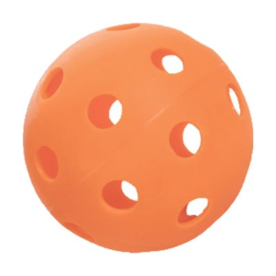Balle officielle de pickleball intérieur
