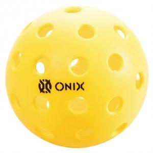 Balle officielle de pickleball extérieur