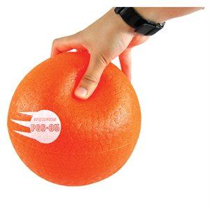 6 ballons de jeu gonflables en caoutchouc doux