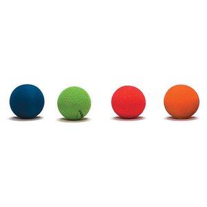Ens. de 4 balles de golf