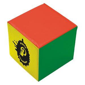 Cube en mousse pour Poull-Ball