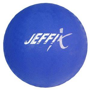Ballon de jeu résistant, bleu