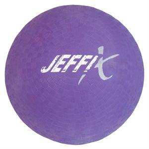 Ballon de jeu résistant, mauve