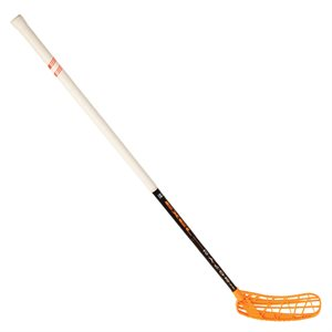 Bâton floorball RAZOR, orange, rond