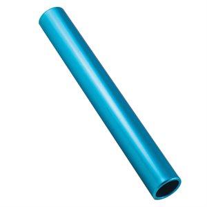 Témoin de course à relais en aluminium, bleu
