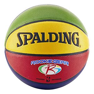 Ballon de basketball multicolor, #5